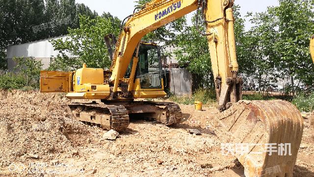 河南郑州市小松PC130-7挖掘机
