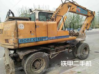 现代R130-3挖掘机