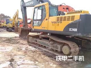 沃尔沃EC240B-Prime挖掘机