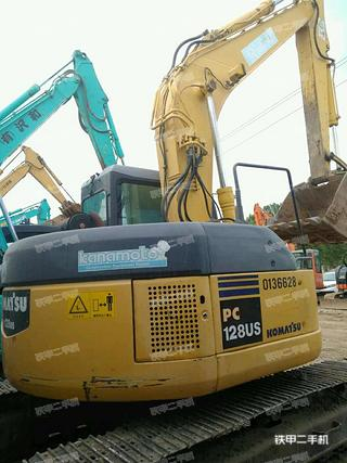 小松PC128US-2E1挖掘机
