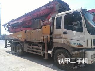 三一重工SY5230THB28W泵车