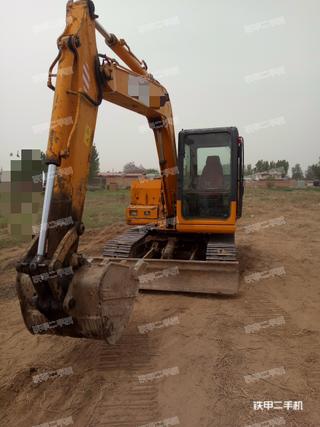 雷沃重工FR80-7挖掘机