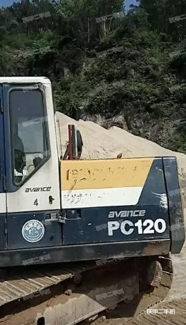 小松PC120挖掘机