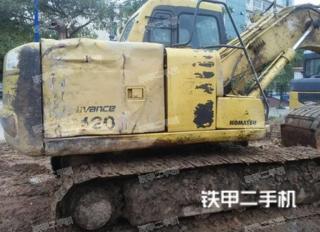小松PC100挖掘机