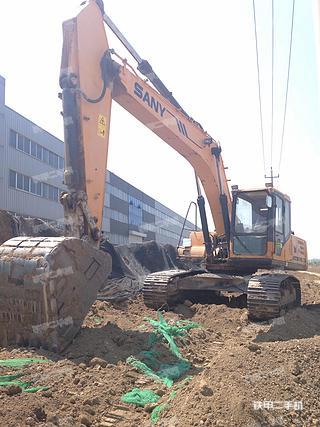 三一重工SY225C-9挖掘机