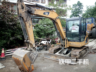 卡特彼勒306D挖掘机