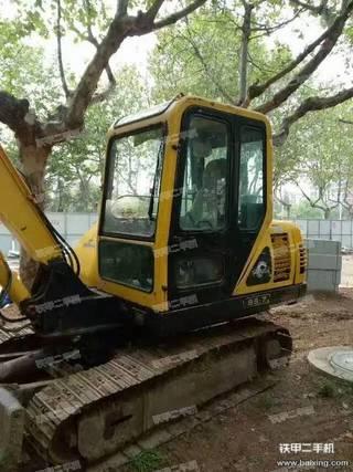 现代R55-7挖掘机
