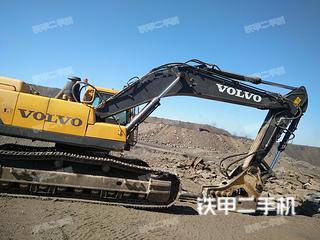 沃尔沃EC360BLC prime(2.6m斗杆)挖掘机