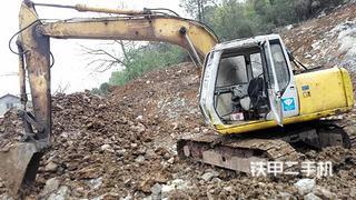 住友SH120C2挖掘机
