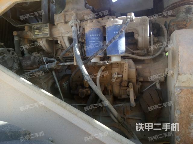 甘肃平凉市柳工CLG616压路机