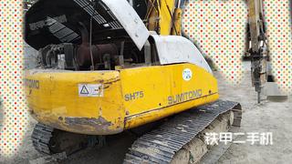 住友SH60-2挖掘机