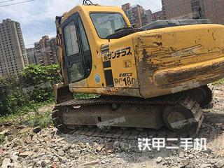 小松PC100-6E挖掘机