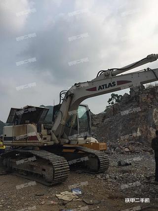 阿特拉斯-中国2306LC挖掘机