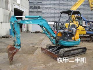 久保田U-25-3S挖掘机
