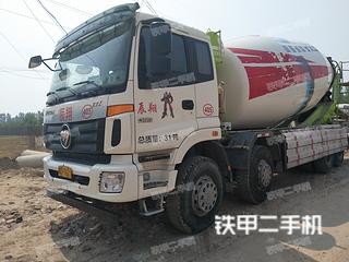 福田雷萨BJ5258GJB-1搅拌运输车