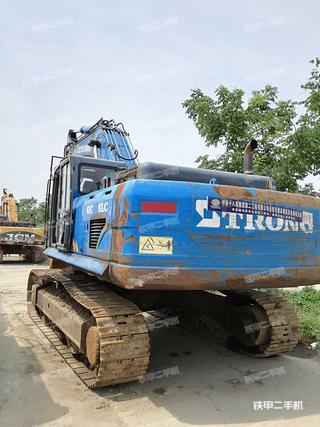山重建机GC378LC挖掘机