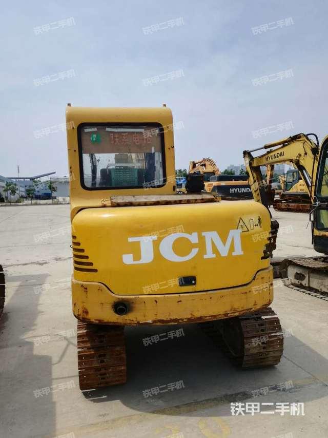 山东临沂市山重建机JCM906D挖掘机