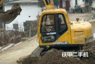 玉柴YC85挖掘机