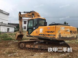 三一重工SY215-8挖掘机