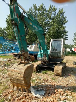 山河智能SWE80H挖掘机
