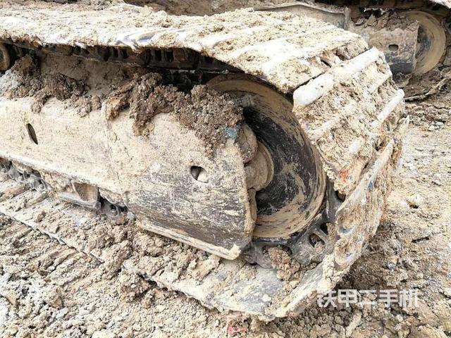 山东济宁市力士德SC200.8挖掘机
