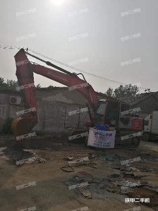 熔盛机械ZY210-8挖掘机