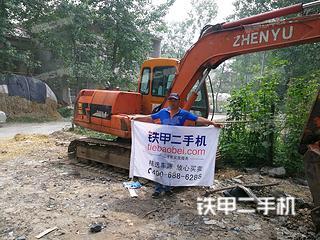 熔盛机械ZY80挖掘机