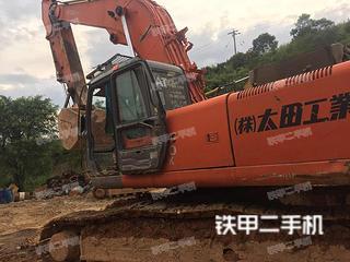 日立ZX350LCK挖掘机