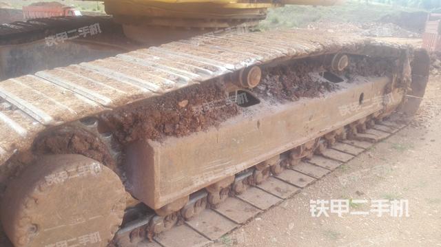 云南丽江市小松PC200-8挖掘机