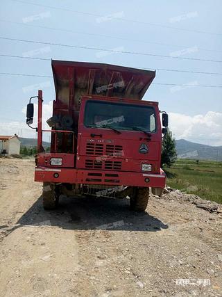 中国重汽ZZ3251N364GD1非公路自卸车