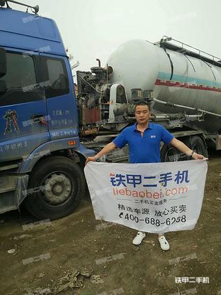 福田雷萨BJ5183THB-1泵车