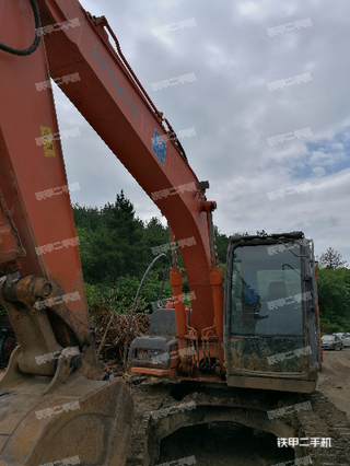 日立ZX120国产挖掘机