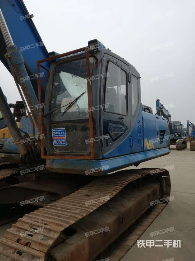 山东临沂市山重建机GC338LC-8挖掘机