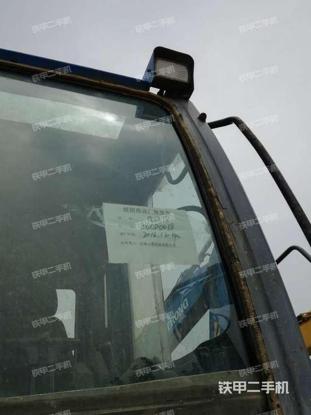 山东临沂市山重建机GC378LC挖掘机