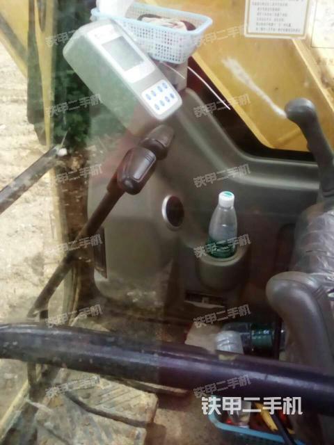 湖南永州市华力重工HL185-7挖掘机