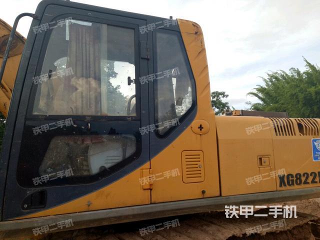 江西赣州市厦工XG822LC挖掘机