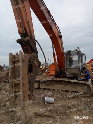日立EX220-2挖掘机