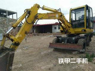 鲁牛重工SW70挖掘机
