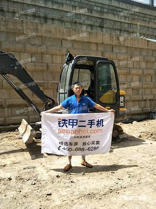 沃尔沃EC55D挖掘机