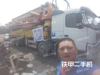 三一重工SY5411THB45泵车