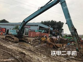 神钢SK200-6ES挖掘机