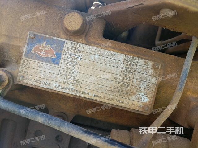 山西晋城市龙工LG520B机械驱动压路机