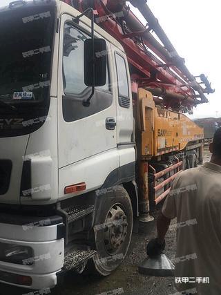 三一重工SY5313THB46泵车