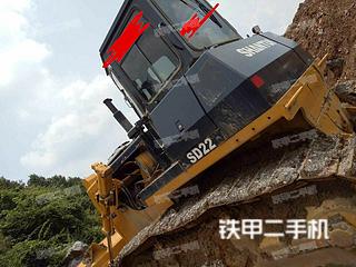 山推SD22标准型推土机