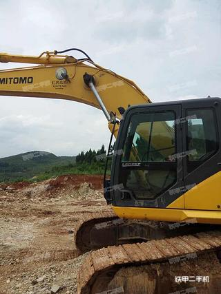 住友SH360HD-5挖掘机