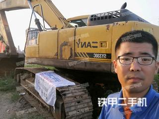 三一重工SY330C挖掘机