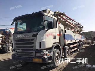 中联重科ZLJ5530THBK-62X-6RZ泵车