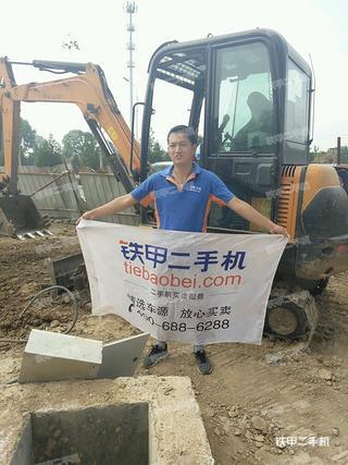 京城长野NS60C挖掘机