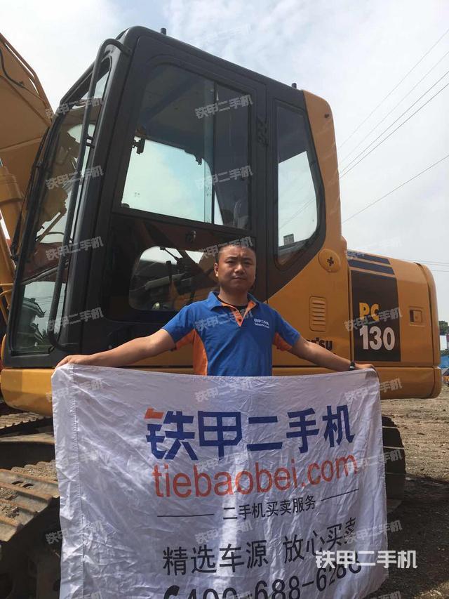 安徽芜湖市力士德SC130.7挖掘机