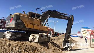 沃尔沃EW140B挖掘机